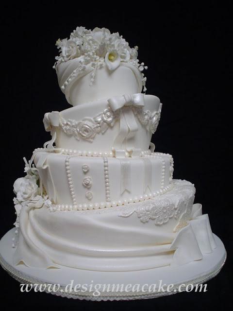 Topsy Curvey Cake