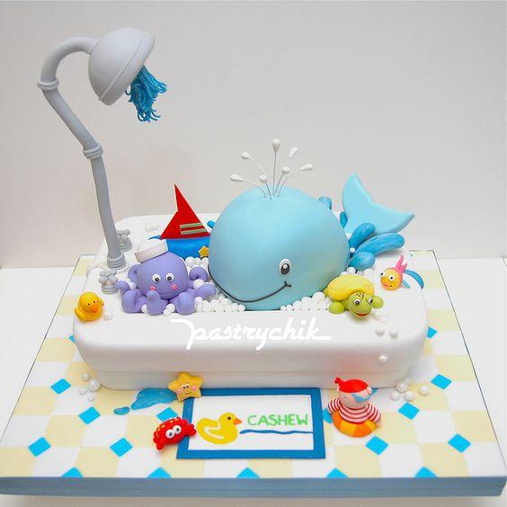 Tub Baby Cake