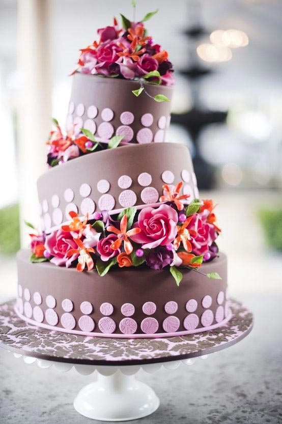 Top 20+ Highly Sophisticated and Beautiful Cakes - Page 18 ...