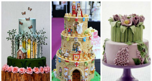 20+ Powerful Cake Designs