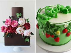 20 Super Exceptional and Elegant Cakes