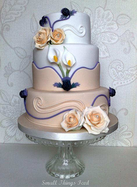 Amazing Beautiful Cake