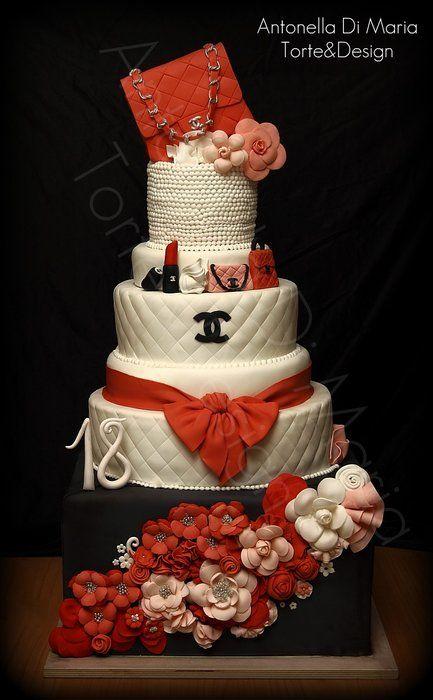 Antonella Di Maria Torte and Design Cake