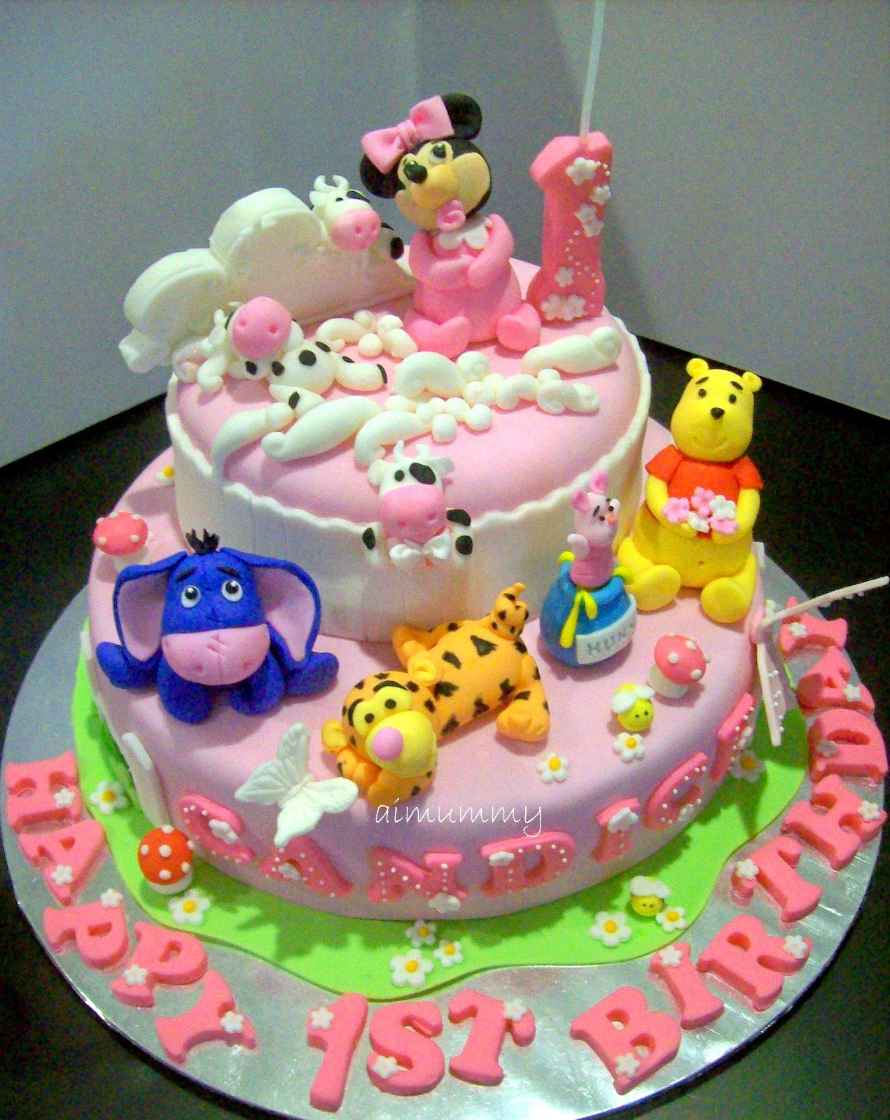 Astonishing Baby Minnie Cake Amazing Cake Ideas Birthday Cards Printable Riciscafe Filternl