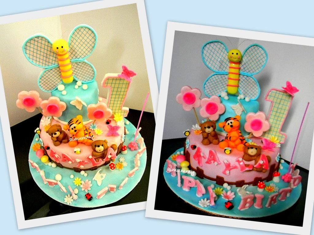 Cake Design Butterfly : Top 25 Mind-Blowing Kiddie Cakes - Page 4 of 25