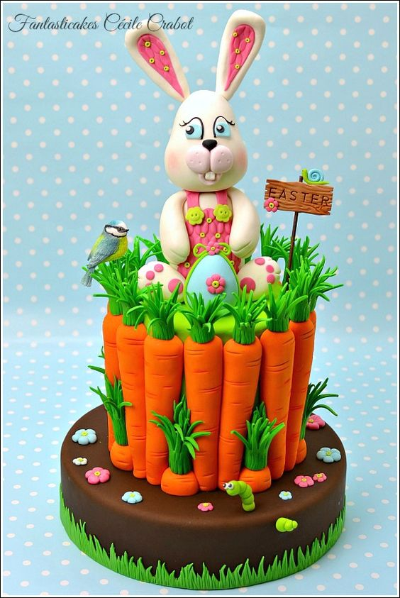Easter Cake Decor Ideas : 20 Amazing and Cutest Easter Cakes - Page 10 of 20