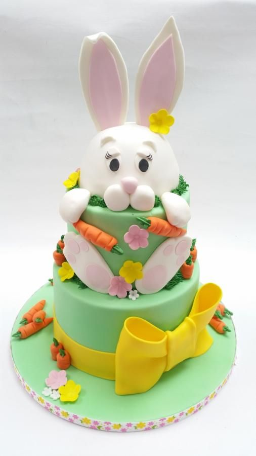 Easter Birthday Cake By Spices Amazing Cake Ideas