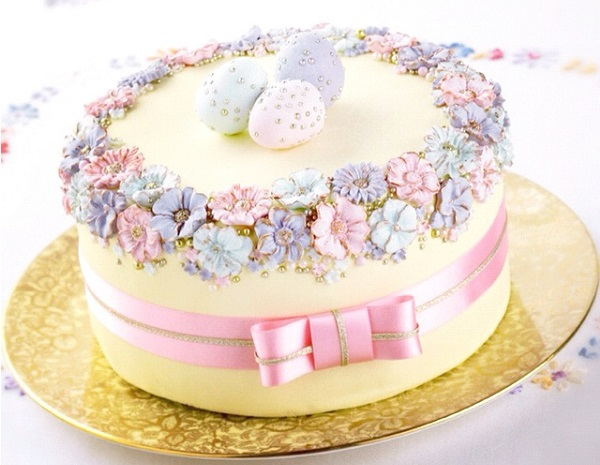 Easter Chic Cake