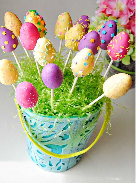 Cake Pop Designs For Easter : 20 Amazing and Cutest Easter Cakes