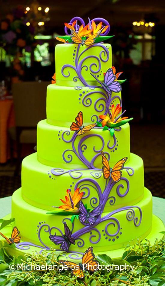 Brilliant Green Day Cake Amazing Cake Ideas Personalised Birthday Cards Veneteletsinfo