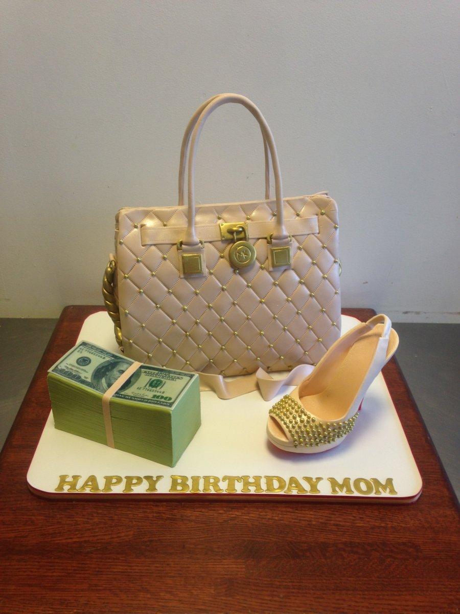 Millionaire Mom Cake