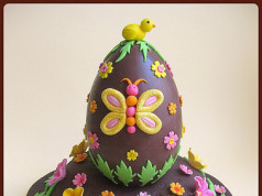 New Fashion Style Easter Cake