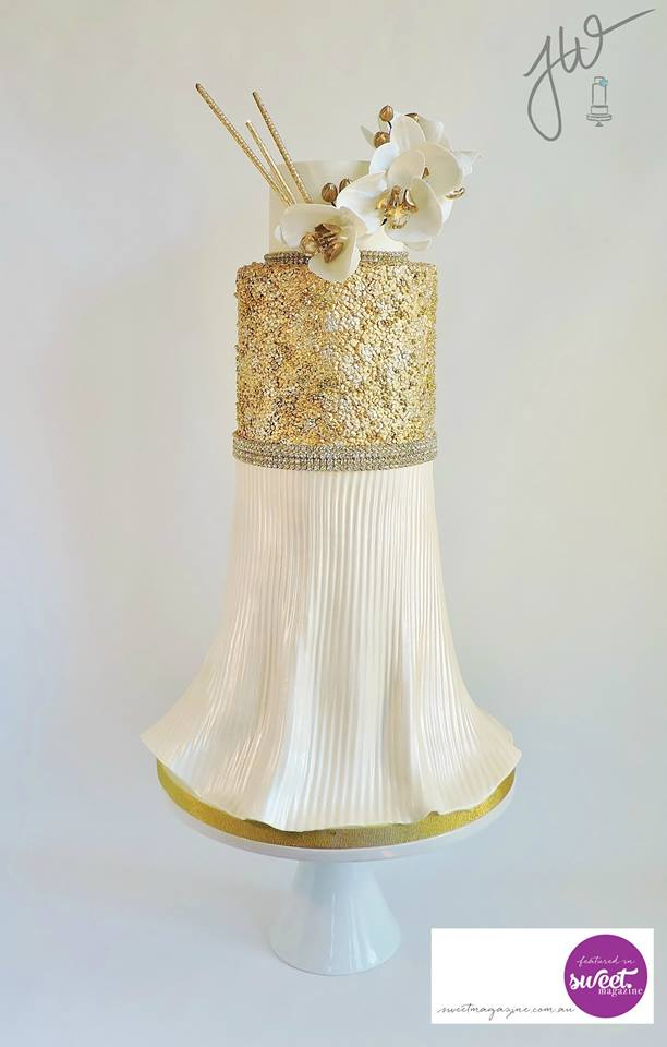 Precious Cake by Jeanne Winslow Cake Design