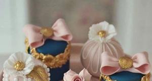 Pretty Mini Balls Cakes