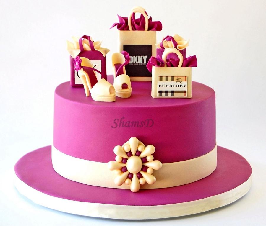 Shoe And Bag Cake Amazing Cake Ideas