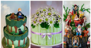 20+ Remarkable and Fantastic Cakes