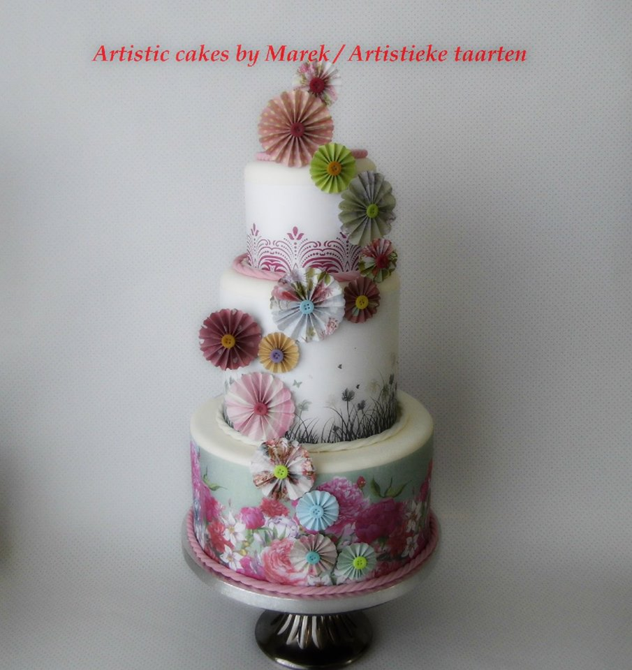 Professional Cakes: 20+ Beautiful Cake Collection From Few Professional Cake
