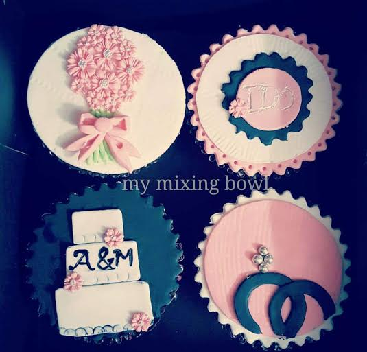 Bushra Saad Cute Mini Cakes