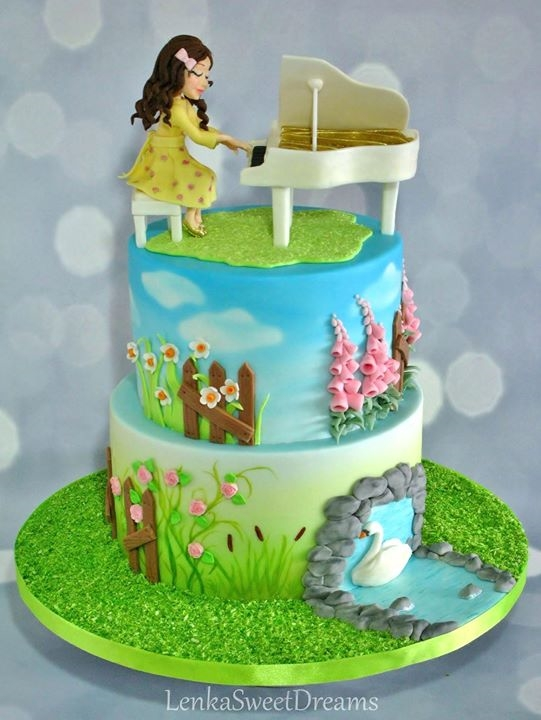 Cake by Lenka Sweet Dreams