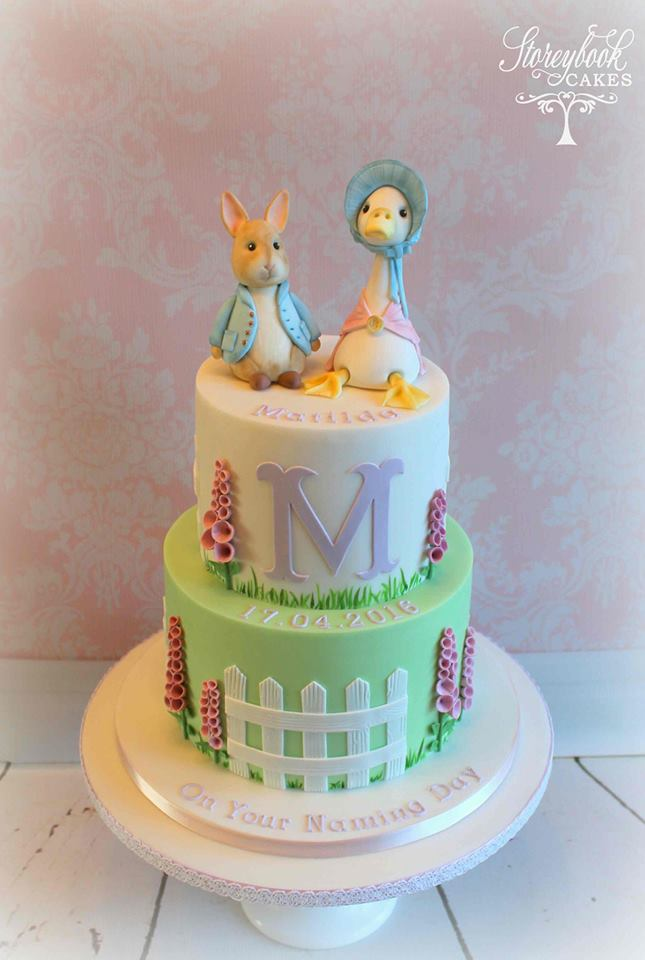 Cake by Storeybook Cakes
