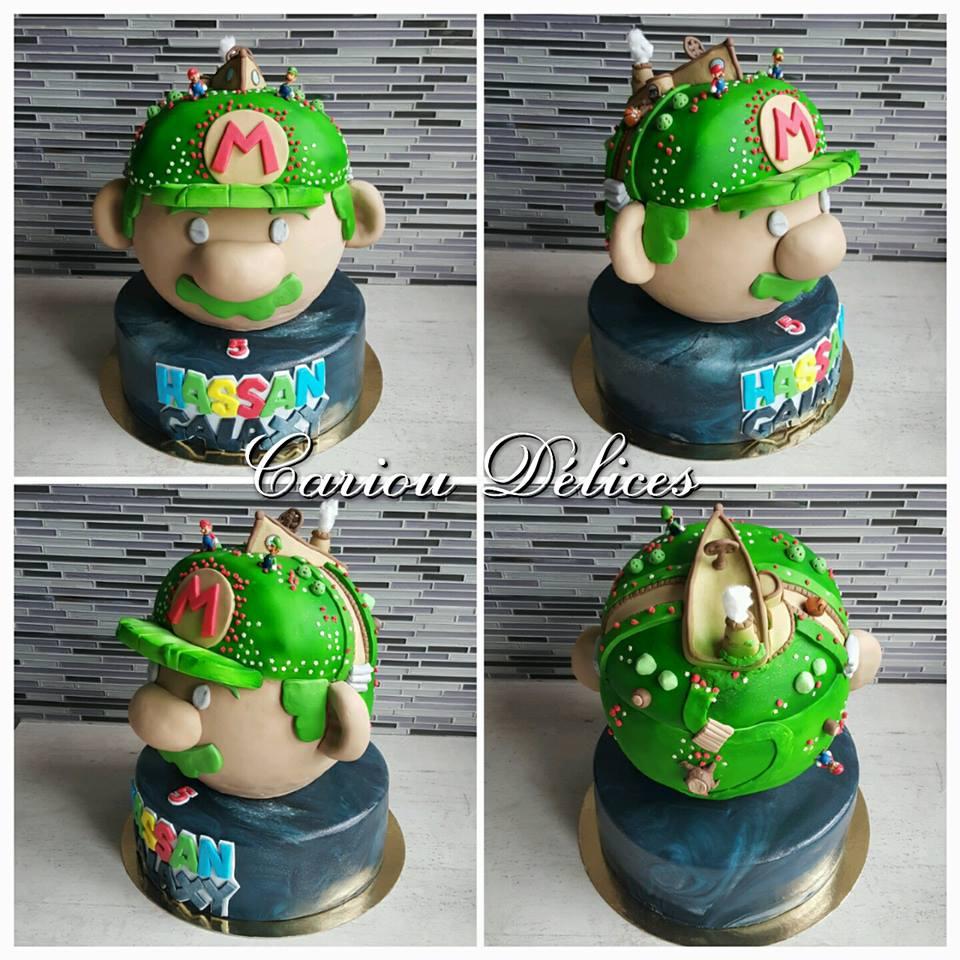 Cariou Délices' Cake