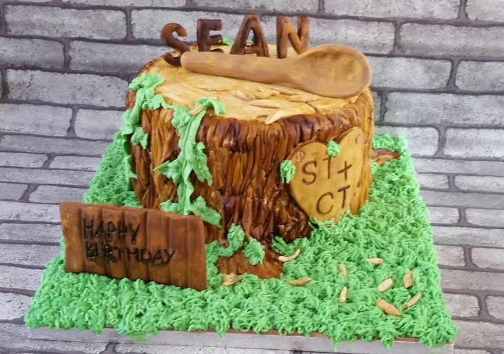 Claire Lajm's Cake
