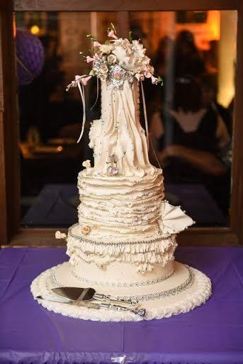 Danijela Pulcini's Elegant Cake