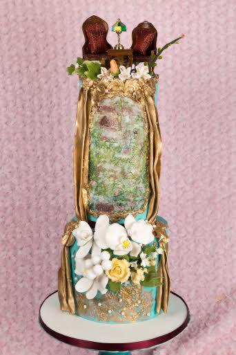 Danijela Pulcini's Gold Cake