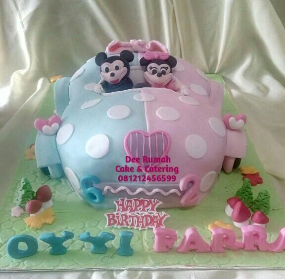 Dewi Nur Oktaviani Adji's Cake