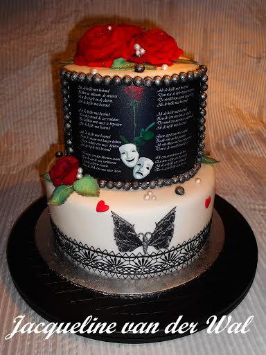 Jacqueline Van Der Wal's Black Cake