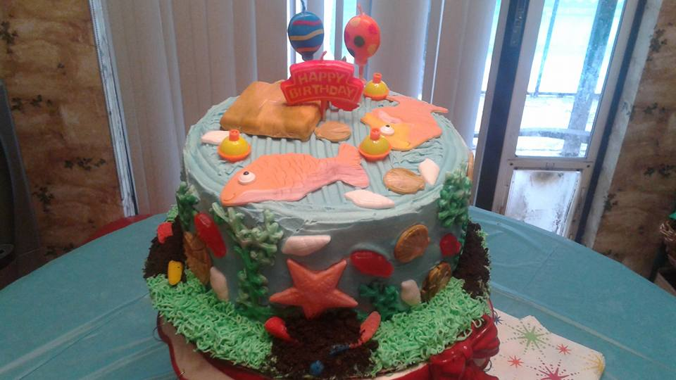 Jeanette Andreas' Cake