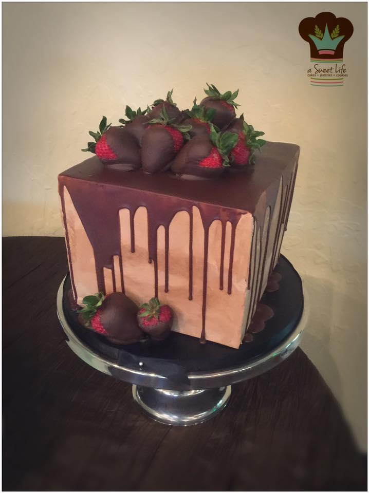 Leigh Gibson's Cake
