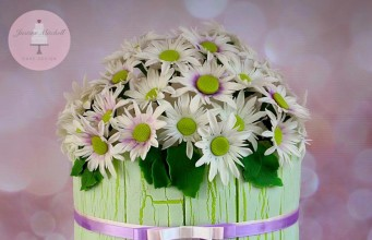 Lovely Cake by Justine Mitchell Cake Design