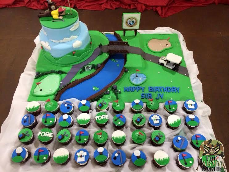 Marvin Domingo's Cake