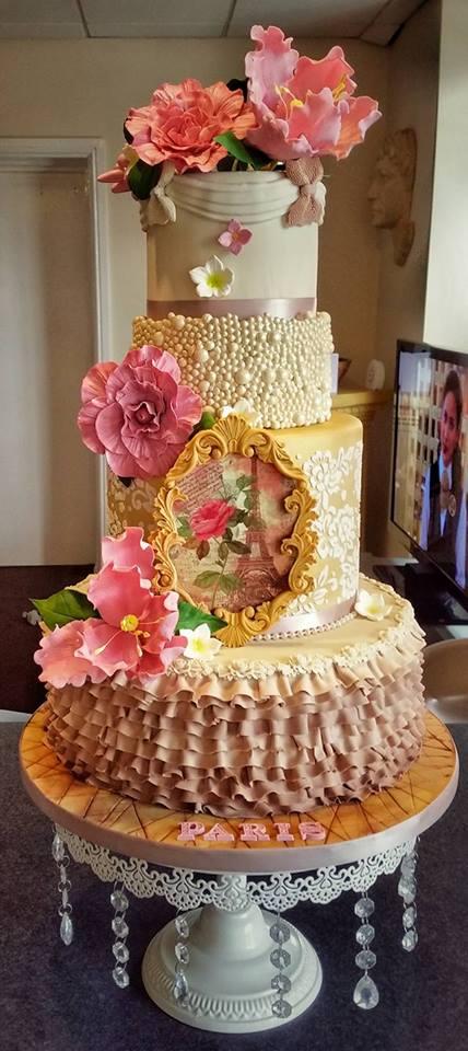 Mike Edd's Cake