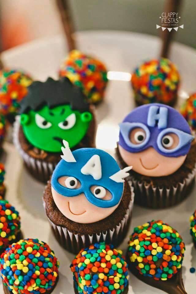 Mini Cakes by Creativos
