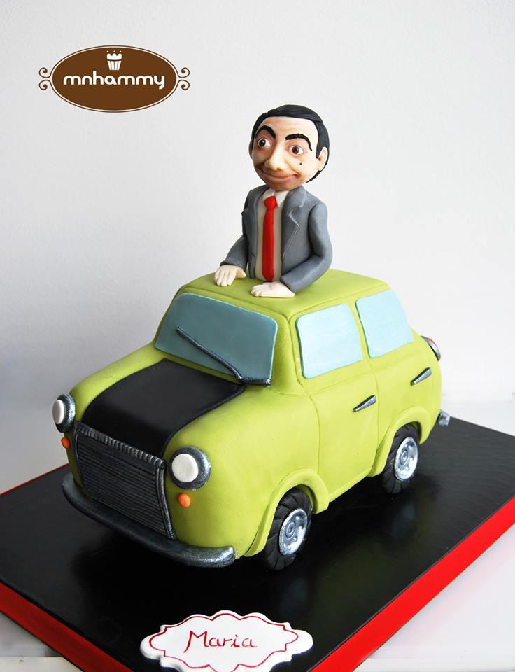 Mnhammy's Cake