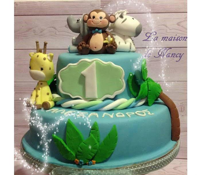 Nancy Korkoliakou's Cake