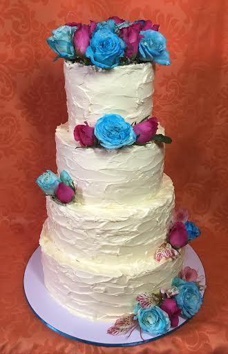 Riza Badilla's Cake