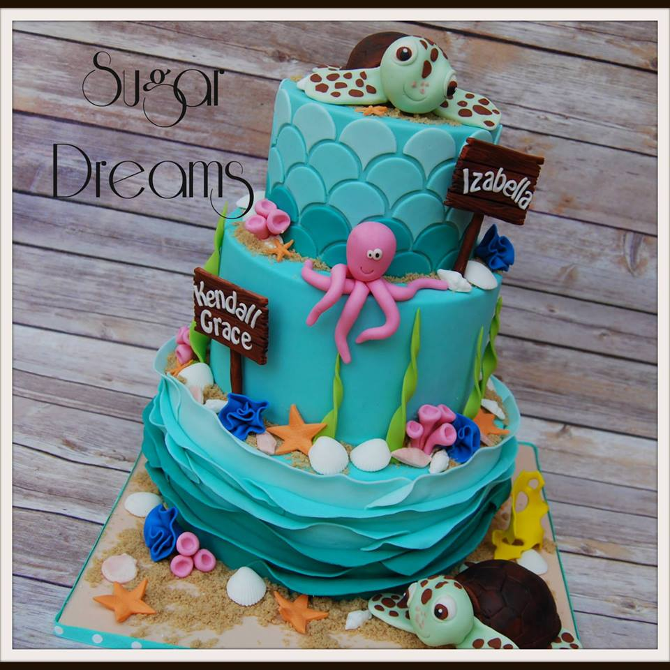 Sugar Dreams Cake