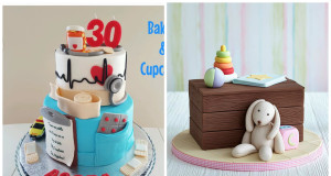 Top 20+ Artistic Cake Designs by Genius Cake Experts