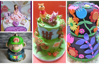 Top 20+ Kids' Most Wanted Cakes