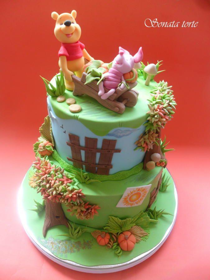 Winnie the Pooh Cake by Sonata Torte