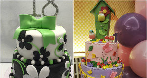 12 Pretty Extraordinary Cakes That Are So Lovely To Look At