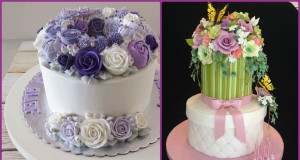 16 Lovely Cake Presentations