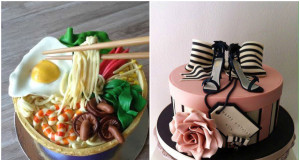 20 Fantastic Cakes That Really Look Awesome