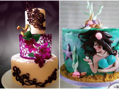 20 Adorable Cakes That Will Bring Gladness To Your Heart