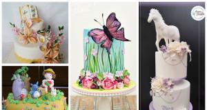 20+ Super Inspiring Cake Ideas