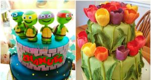 25 Lovely Cake Creations