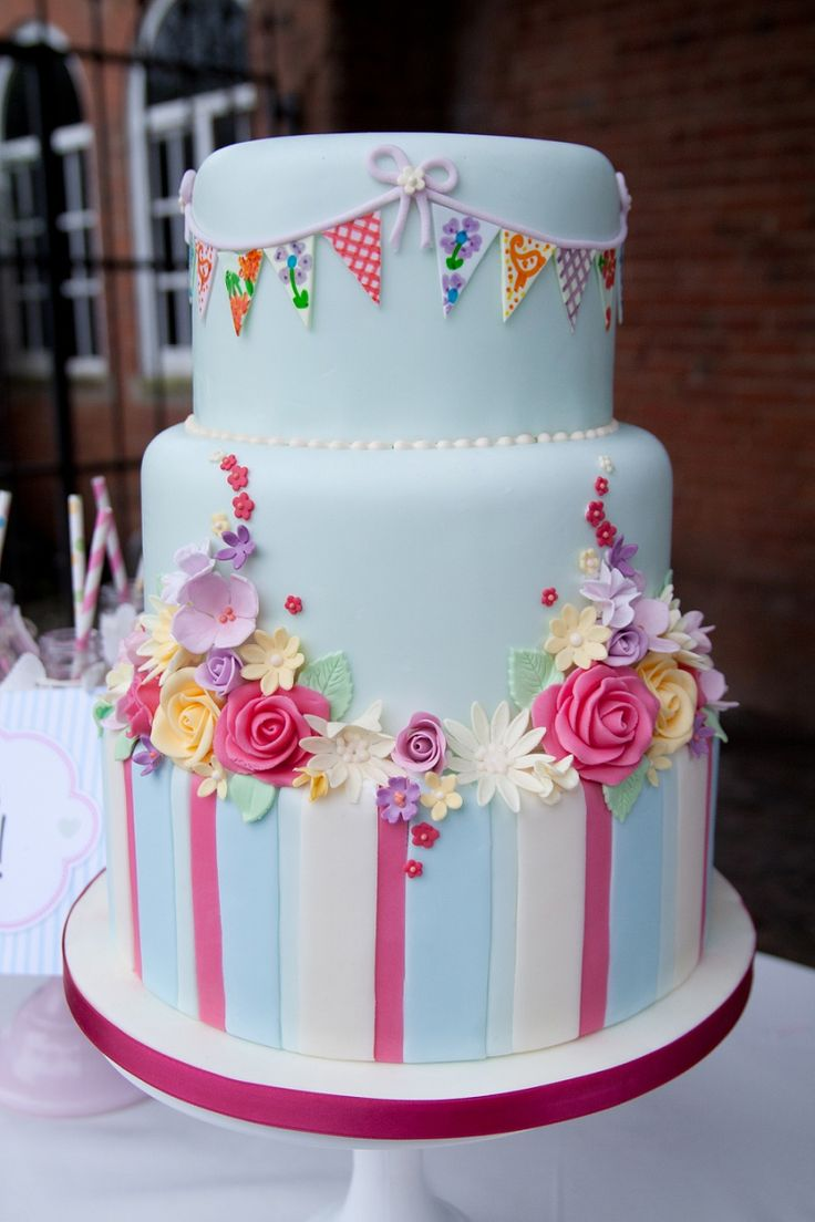 Wondrous Fabulous Cake From Sweet Maries Boutique Baking And Party Personalised Birthday Cards Cominlily Jamesorg
